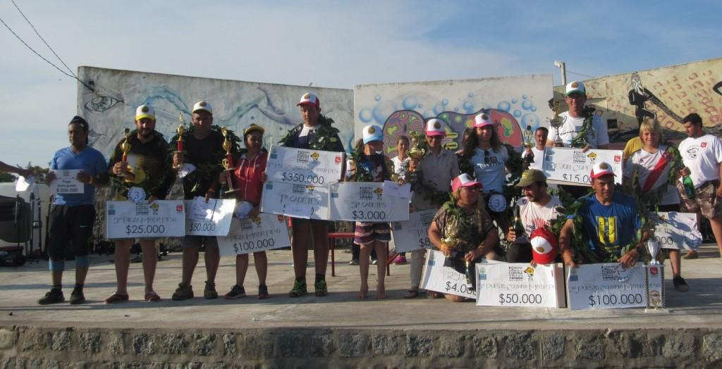Pesca en Reta: victoria del cadete Danilo Abálsamo - La Voz del Pueblo